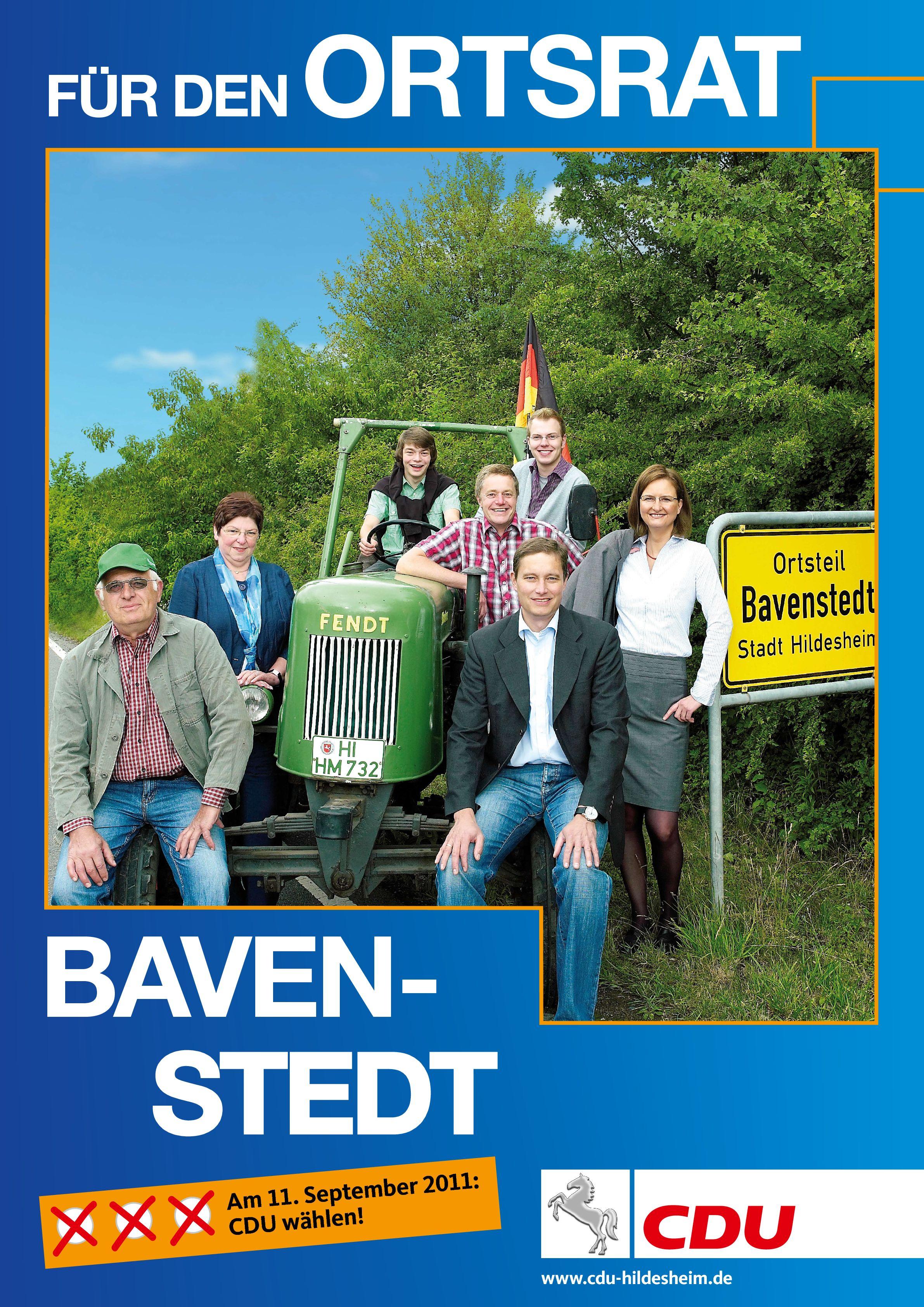 1acdc71f99c1f9 CDU Stadtverband Hildesheim - Bavenstedt -